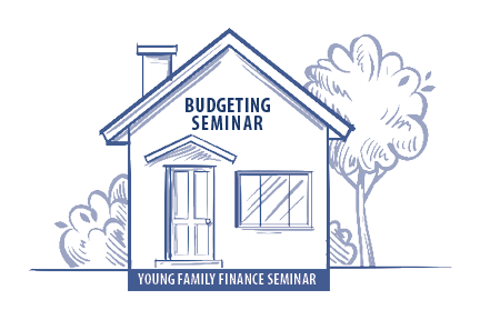 Young Family Finance house graphic