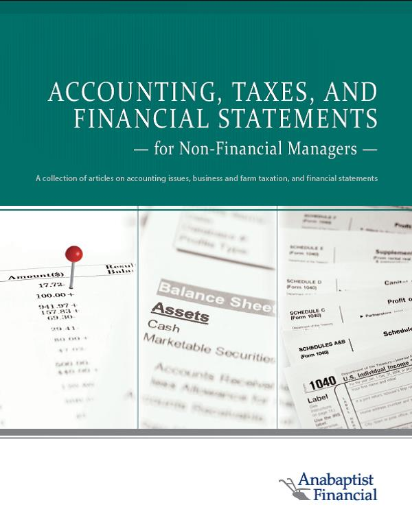 accounting tax and financial statements