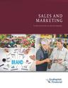 Sales and Marketing cover